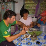Making Traditional Food