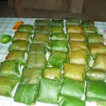 Wrapped Rice