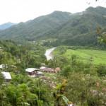 Scenary from Mitabang Homestay