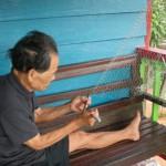 Making Fish Net